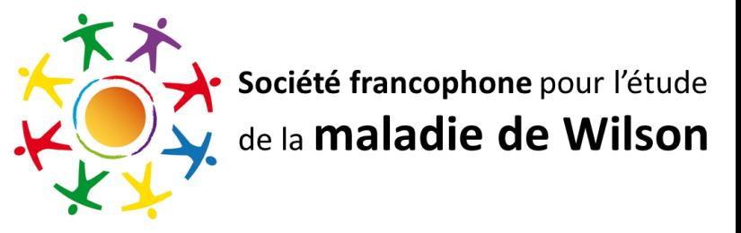 La société Francophone pour l'étude de la maladie de Wilson - SFEMW