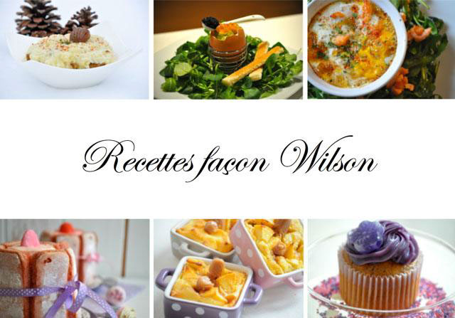 recettes maladie Wilson